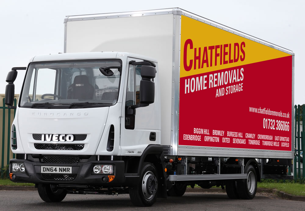 7.5 Tonne Removals Lorry