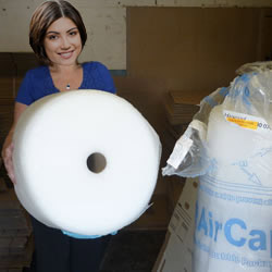 Packing Materials Bubble Wrap